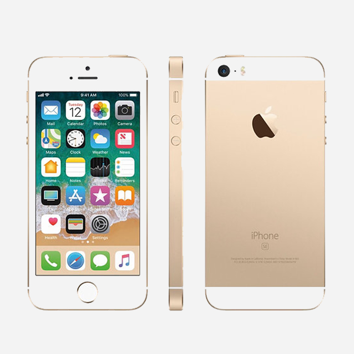 Iphone SE 32GB Total wireless Gold